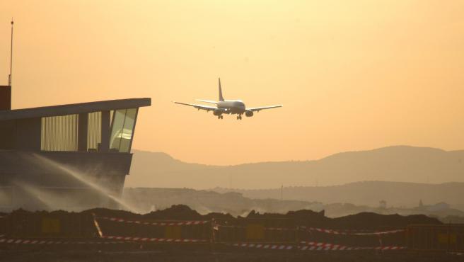 Aeropuerto Federico García Lorca Granada-Jaén