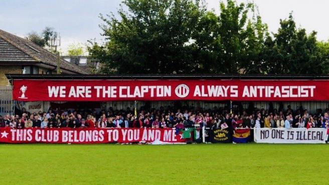 Aficionados del Clapton CFC