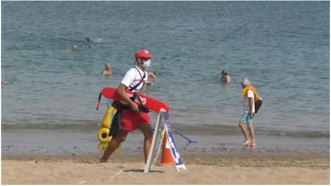 Las muertes por ahogamiento se reducen un 25% en Canarias hasta mayo
