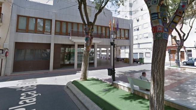 Ayuntamiento de Petrer.