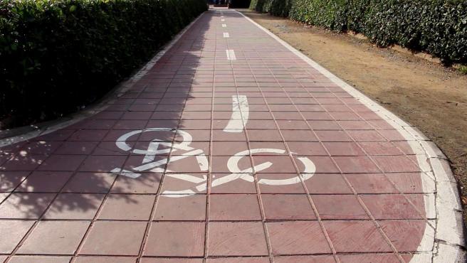 Carril bici (archivo)