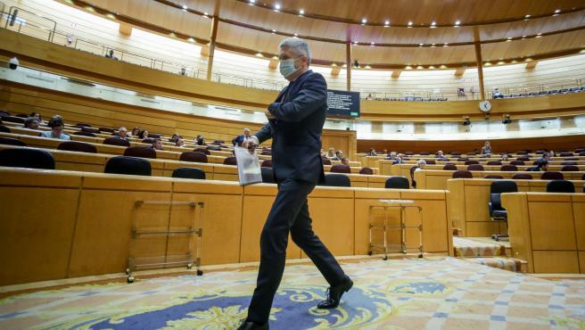 Ciudadanos propone reprobar a Marlaska en el Congreso por cesar a Pérez de los C