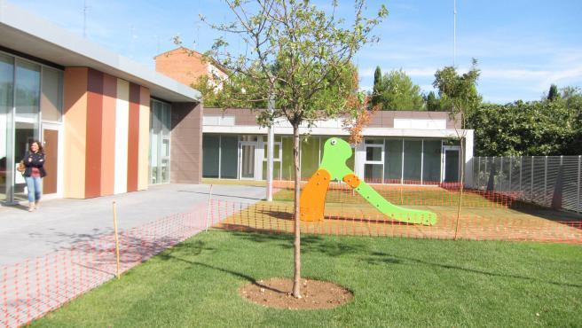 Escuela Infantil del Parque Bruil en Zaragoza