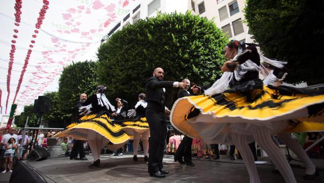 Inauguración de la Feria del Mediodía de Almería