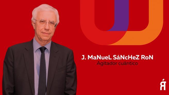 El físico y académico J. Manuel Sánchez Ron invita a llevar una vida más pausada y a repensar el país con la mirada puesta en la ciencia.