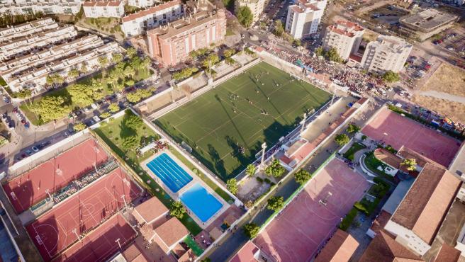 Campo de fútbol San Fernando de Estepona