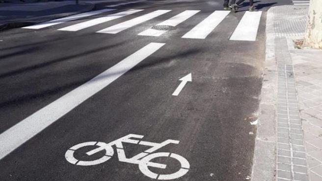 El Ayuntamiento estudiará nuevos carriles bici o la modificación de los actuales con un 'Manual de diseño' específico