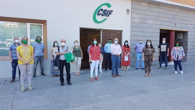 Sindicato Médico y CSIF condenan la agresión por un usuario a un médico en el Centro de Salud Levante-Norte
