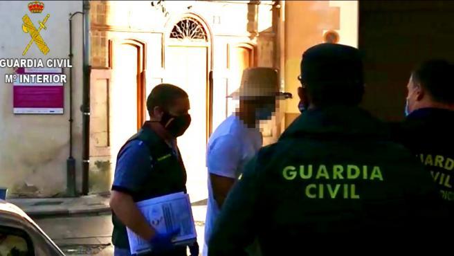 Guàrdia Civil Remetent Nota De Premsa