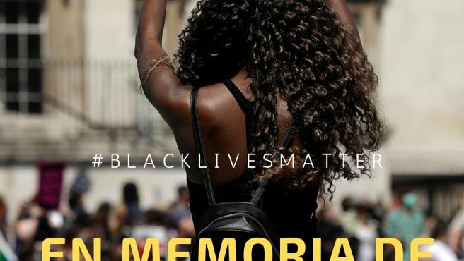 La comunidad negra convoca una concentración este domingo en Murcia en memoria de George Floyd y contra el racismo