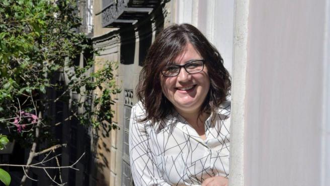 La educadora social y experta en violencia de género Marina Marroquí.