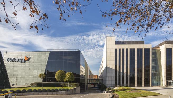 La sede de Naturgy en Madrid.
