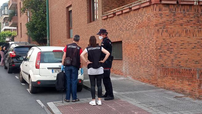 Ingresa en prisión por intento de homicidio el detenido en Getxo por apuñalar a un hombre en la cabeza