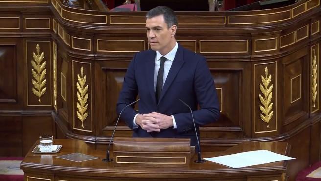 Sánchez achaca críticas a Marlaska a destapar la policía patriótica