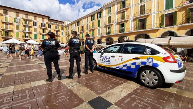 Los plazos de diversas oposiciones de la Policía Local de Palma se reanudan tras la suspensión por la alarma