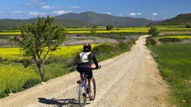 """El Gobierno de Navarra apuesta por la bicicleta para la """"reactivación de un turismo seguro"""" tras el Covid-19"""