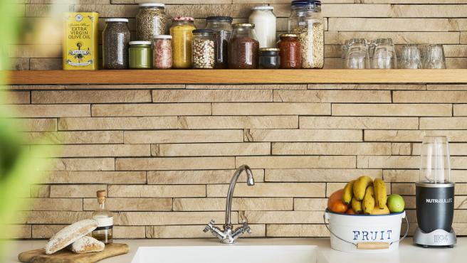 La cocina es un buen lugar donde comenzar con nuestro propósito 'zero waste'.