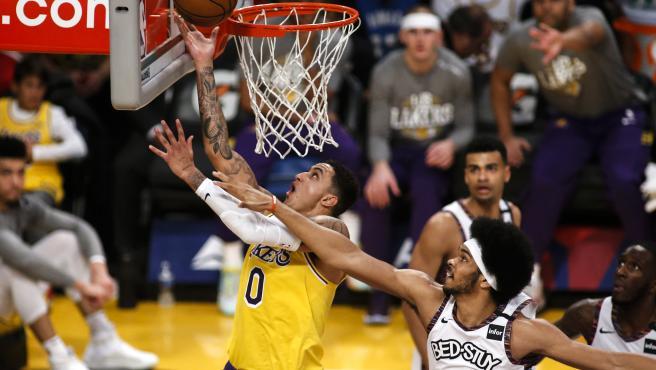 Basketball NBA - Los Angeles Lakers vs Brooklyn Nets