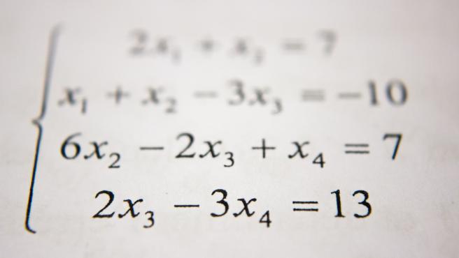 Las matemáticas están muy presentes en el arte.