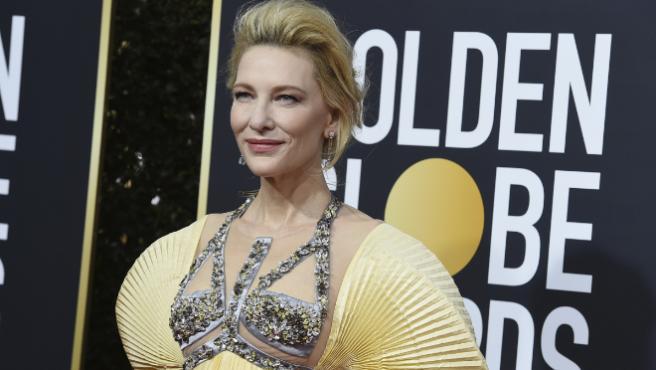 Cate Blanchett sufre un accidente con una motosierra