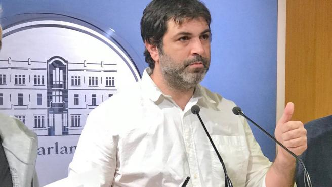 El diputado de MÉS per Mallorca Josep Ferrà.