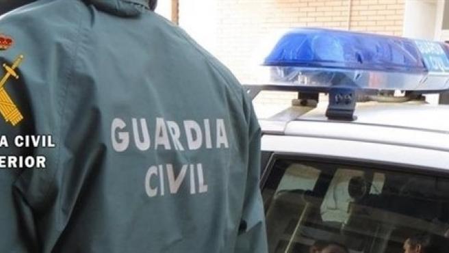 Sucesos.-Detenido en Castilblanco tras amenazar a su mujer con una pistola y por tráfico de drogas