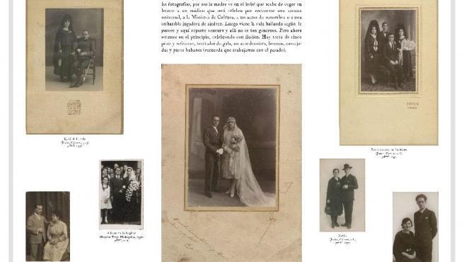 La Diputación de Cáceres celebra la Semana de los Archivos con la exposición de documentos y fotos antiguas