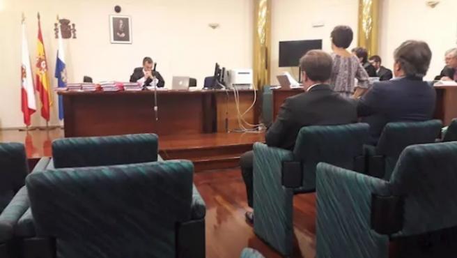 Lavín y De León en el juicio mercantil por el concurso de acreedores de Ecomasa