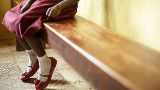 Imagen de una de las campañas lanzadas por Naciones Unidas con motivo del Día Internacional de Tolerancia Cero ante la Mutilación Genital Femenina.