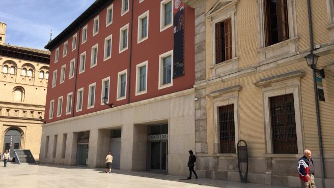 Arzobispado de Zaragoza, Casa de la Iglesia