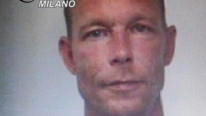 Imagen de Christian Brueckner difundida por la Policía italiana. Los investigadores le consideran ahora el principal sospechoso en la desaparición de Madeleine McCann.