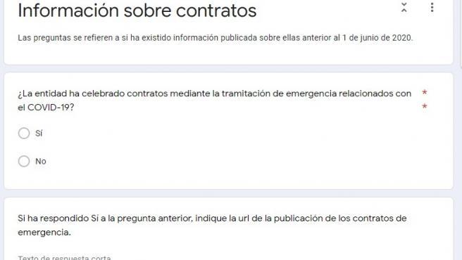 Comisionado de Transparencia evalúa las acciones de las 98 instituciones de Canarias durante el estado de alarma