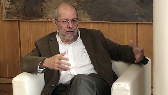 Paro.- Igea traslada la 'preocupación' de la Junta por las cifras y aboga por orientar políticas hacia la 'inserción'