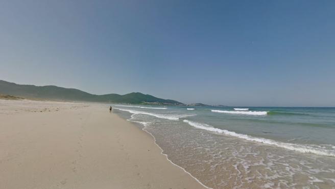 Imagen de archivo de la playa de Carnota, en A Coruña.