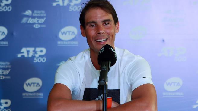 Tennis Mexican Open - Rafael Nadal