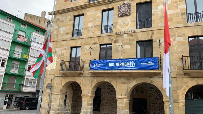 Imagen del Ayuntamiento de Bermeo.