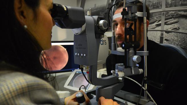e-HealthVision es una plataforma española de telemedicina por videoconferencia en tiempo real, capaz de conectar a un óptico y su paciente con un oftamólogo.