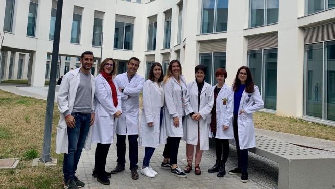 Científicos de la UGR en el Campus de la Salud