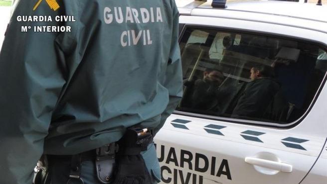 Agentes de la Guardia Civil.. Imagen de Archivo.