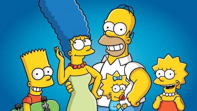 Personajes De Los Simpson