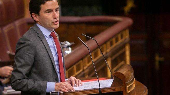 Pedro Casares en el Congreso