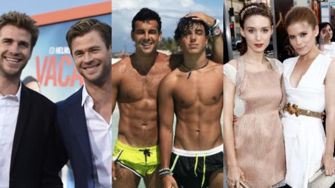 Vota: Hermanos y actores, ¿cuáles son tus favoritos?