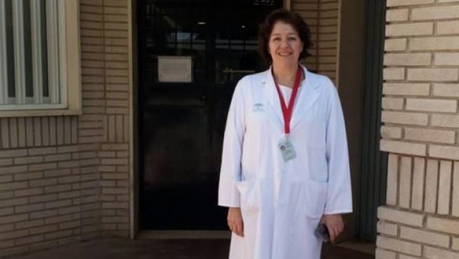Matilde Blanco, responsable de Salud Mental del Área de Gestión Sanitaria Sur de Sevilla
