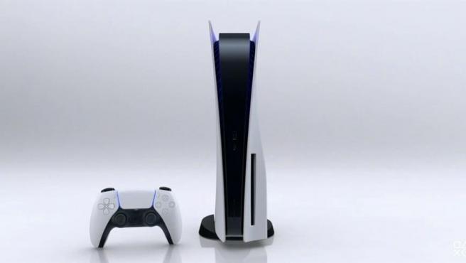 La consola PS5 de Sony.
