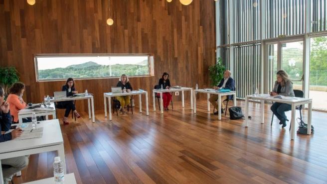 Reunión Agricultura sobre vendimia