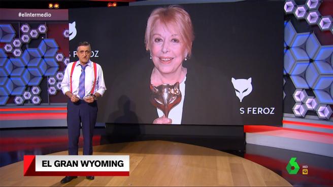 Wyoming, en 'El intermedio'.
