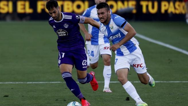 Valladolid vs Leganés