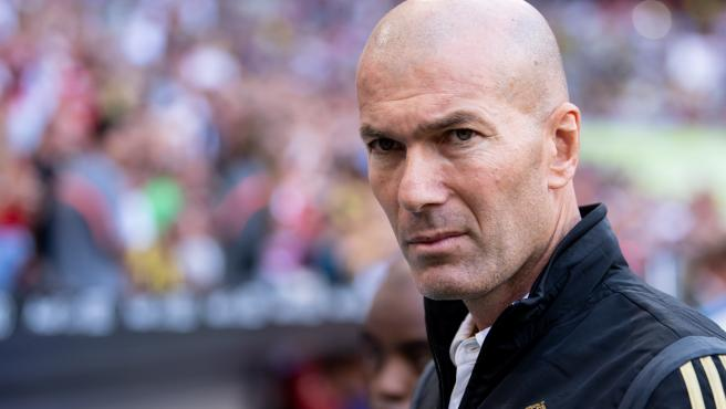 Zidane keen to resume Real Madrid's title race with Barcelona