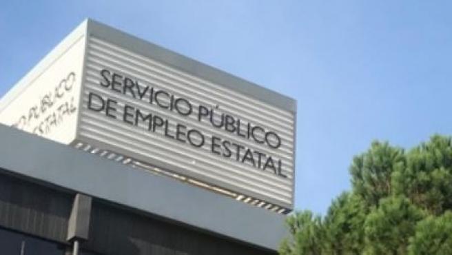 Imagen de archivo de un edificio de Servicio Público Estatal de Empleo.