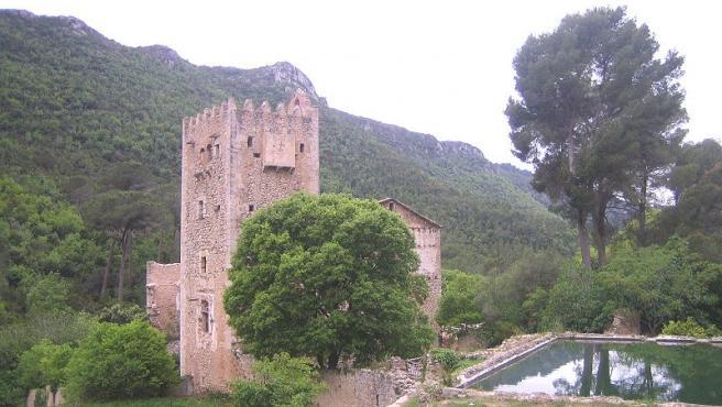 Monasterio de Santa María de la Murta, en Alzira.